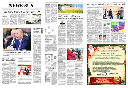 Lake County News-Sun – November 21, 2019