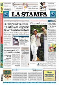 La Stampa Torino Provincia e Canavese - 4 Gennaio 2018