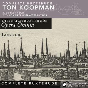 Ton Koopman, Amsterdam Baroque Orchestra - Complete Dieterich Buxtehude:  Opera Omnia [30 CDs+DVD] (2014)