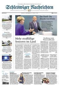 Schleswiger Nachrichten - 04. September 2017