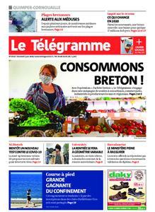 Le Télégramme Ouest Cornouaille – 05 juin 2020