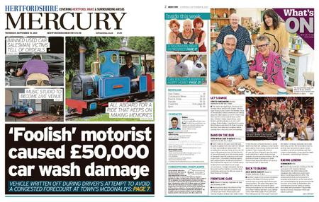Hertfordshire Mercury – September 16, 2021