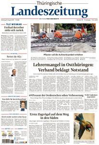 Thüringische Landeszeitung – 13. August 2019