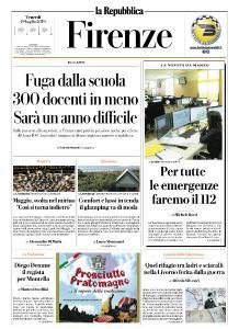 la Repubblica Firenze - 19 Luglio 2019