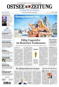 Ostsee Zeitung Wolgast - 30. Mai 2018
