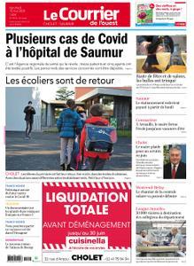 Le Courrier de l'Ouest Cholet – 15 mai 2020