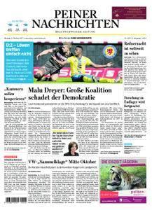 Peiner Nachrichten - 02. Oktober 2017