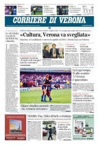 Corriere di Verona - 18 Aprile 2018