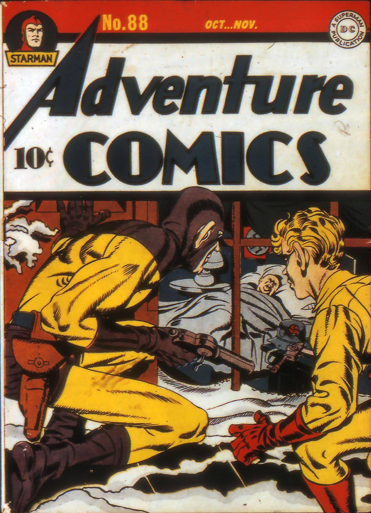 Adventure Comics 1943-11 088