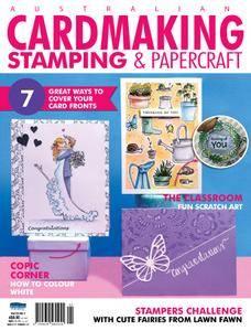 Australian Cardmaking, Stamping & Papercraft - June 2016