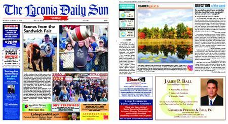 The Laconia Daily Sun – October 15, 2019