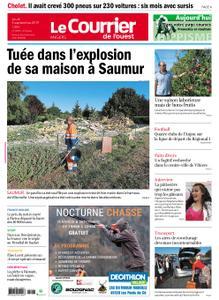 Le Courrier de l'Ouest Angers – 05 septembre 2019
