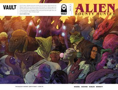 Alien Bounty Hunter 002 2017 digital Son of Ultron-Empire