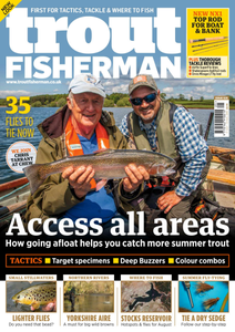 Trout Fisherman - July/August 2019