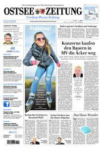 Ostsee Zeitung Wolgast - 20. März 2018