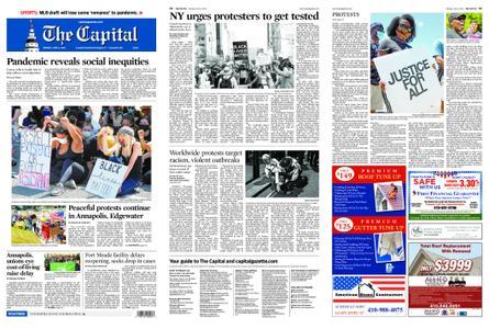 The Capital – June 08, 2020