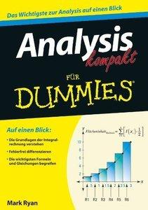 Analysis kompakt für Dummies (Repost)