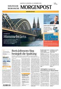 Solinger Morgenpost – 14. Dezember 2019