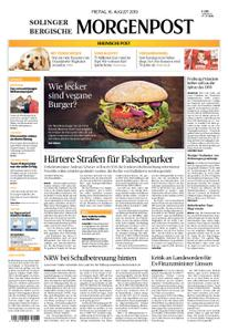 Solinger Morgenpost – 16. August 2019