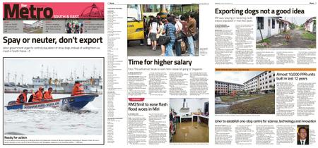 The Star Malaysia - Metro South & East – 08 December 2018