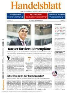 Handelsblatt - 14. Februar 2018