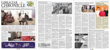Gibraltar Chronicle – 27 June 2018
