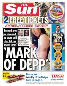 The Sun UK - 9 July 2020