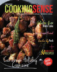 Cooking Sense - December 2015/ February 2016