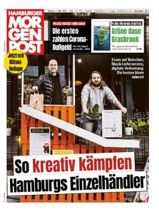 Hamburger Morgenpost – 06. April 2020