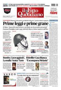Il Fatto Quotidiano - 03 giugno 2018