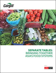 The Economist (Intelligence Unit) - Separate Tables Bringing Together Asias Food Systems (2018)