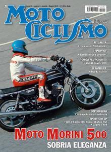 Motociclismo d'Epoca - Maggio 2019