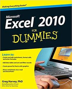 Excel 2010 For Dummies [Repost]