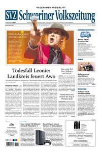 Schweriner Volkszeitung Hagenower Kreisblatt - 08. Januar 2020