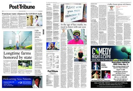 Post-Tribune – August 09, 2020