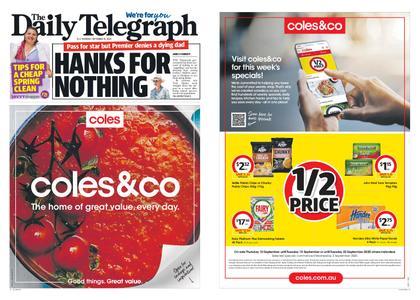 The Daily Telegraph (Sydney) – September 10, 2020