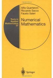 Numerical Mathematics [Repost]