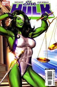 She-Hulk 001 2005