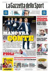 La Gazzetta dello Sport Roma – 18 ottobre 2019