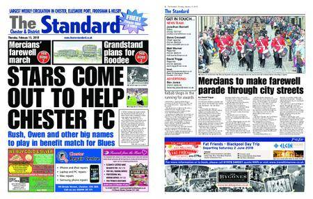 The Standard Chester & District – February 15, 2018
