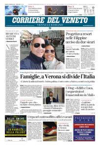 Corriere del Veneto Vicenza e Bassano - 30 Marzo 2019