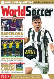 World Soccer - October 2017