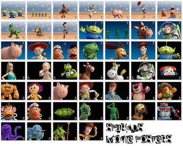 Toy Story 3 -  Wallpapers