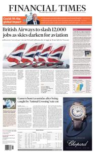 Financial Times UK - April 29, 2020