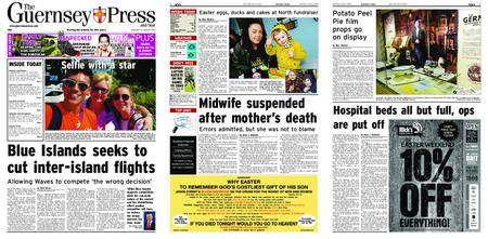 The Guernsey Press – 31 March 2018