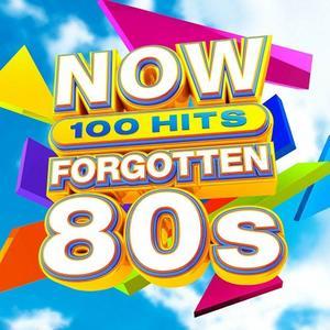 VA - NOW 100 Hits Forgotten 80s (5CD, 2019)