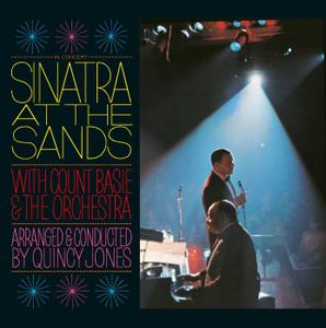 Frank Sinatra with Count Basie & The Orchestra - Sinatra At The Sands (1966/2003) [DVD-Audio Rip]