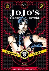 JoJo's Bizarre Adventure Part 2 - Battle Tendency 004 (2016)
