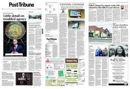 Post-Tribune – January 10, 2018