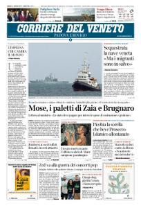 Corriere del Veneto Padova e Rovigo – 11 maggio 2019